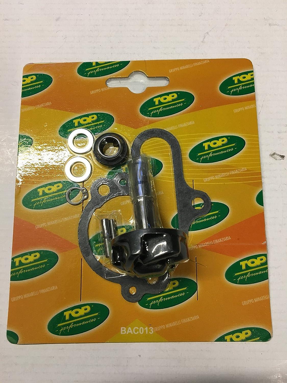 Kit Mantenimiento Bomba Agua H2O para Minarelli Am6/Top entra en la tienda amazon