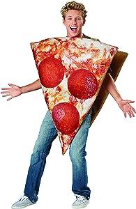 Seasons Realistic Pizza Slice Costume