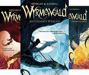 Bloodhoney (Wyrmeweald, Book 2)