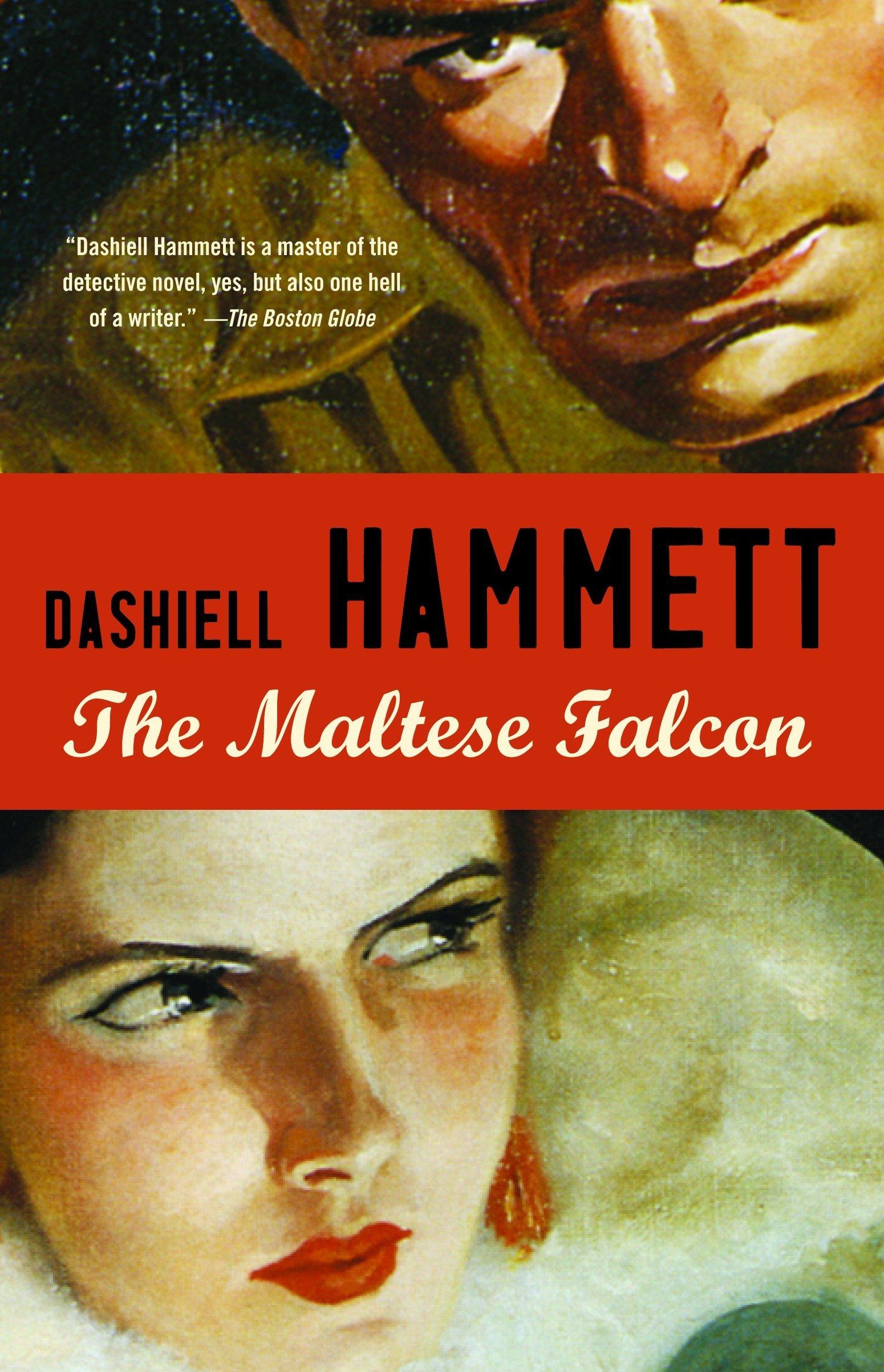 The Maltese Falcon: Dashiell Hammett: 8601400331149: Amazon.com: Books