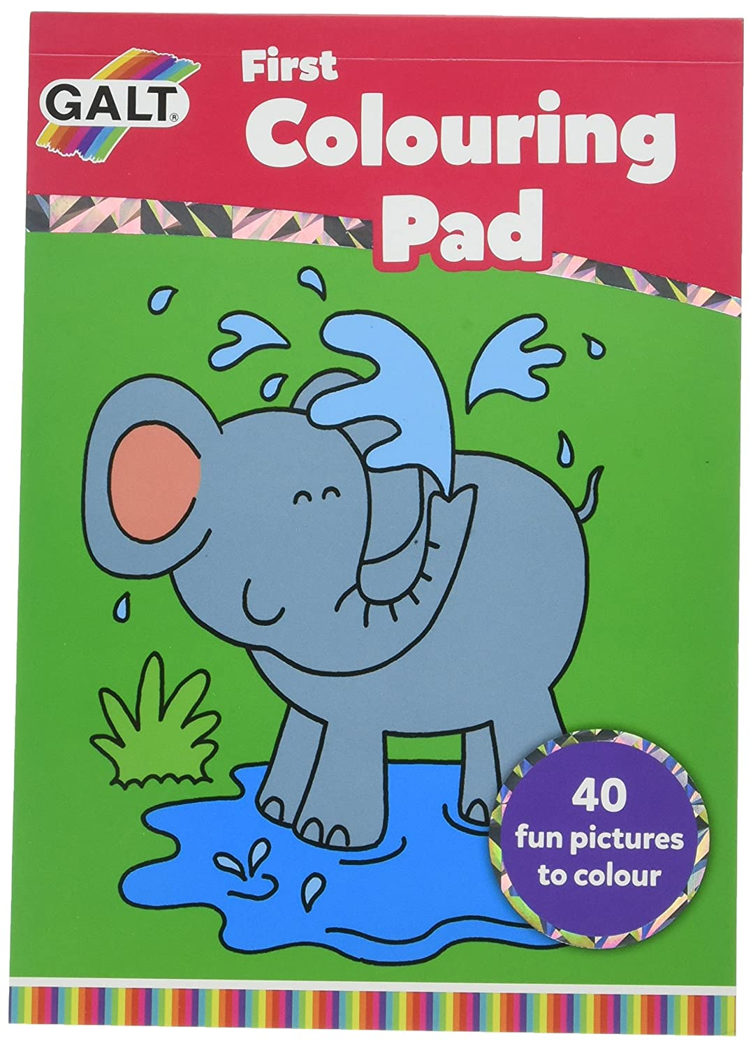 Galt Toys First Colouring Pad: Amazon.co.uk: Toys & Games