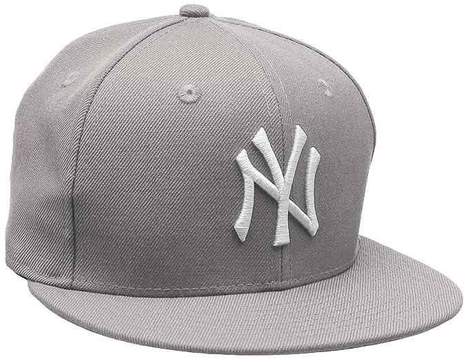 New Era MLB Basic NY Yankees 59 Fifty Fitted - Gorra para hombres ...