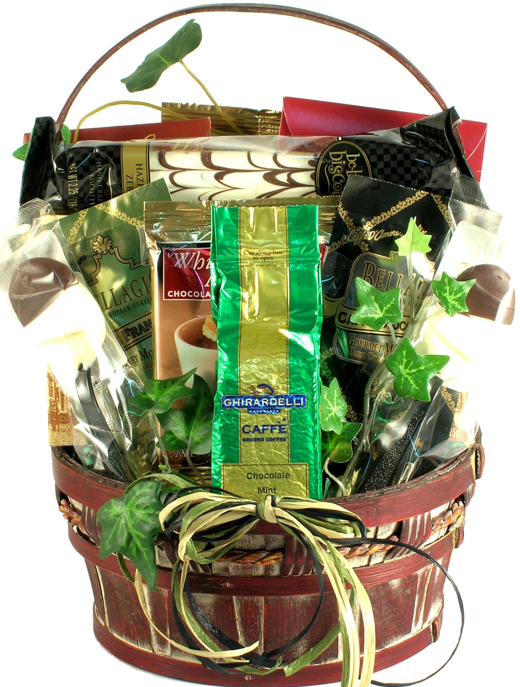Gift Basket Village Gourmet Coffee Lovers Basket by Gift Basket Village (Image #1)