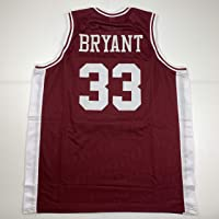 $49 » Unsigned Kobe Bryant Lower Merion Maroon Custom Stitched High School Basketball Jersey Size Men's XL New No Brands/Logos