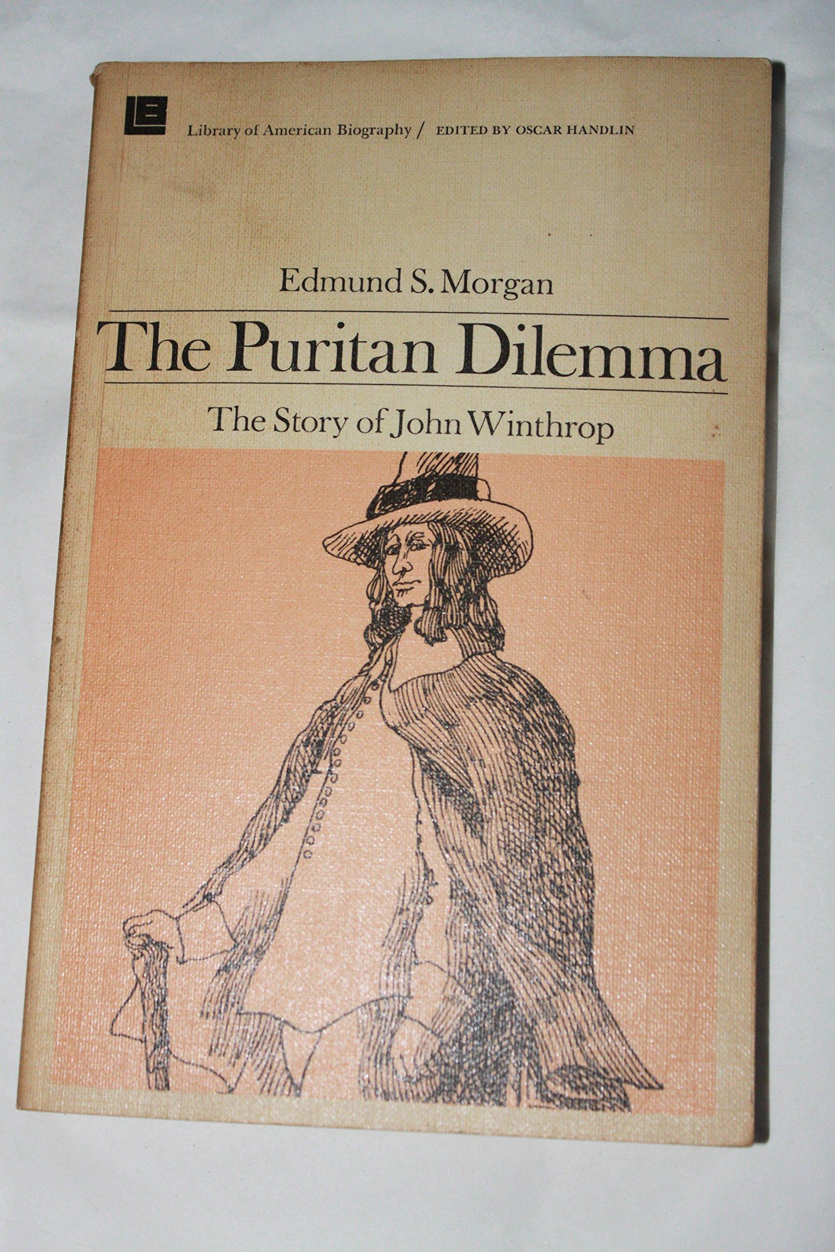 Download The Puritan Dilemma: The Story of John Winthrop pdf epub