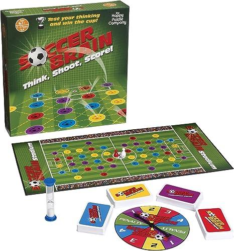 Soccer Brain - Juego de mesa inspirado en el fútbol (podría no ...