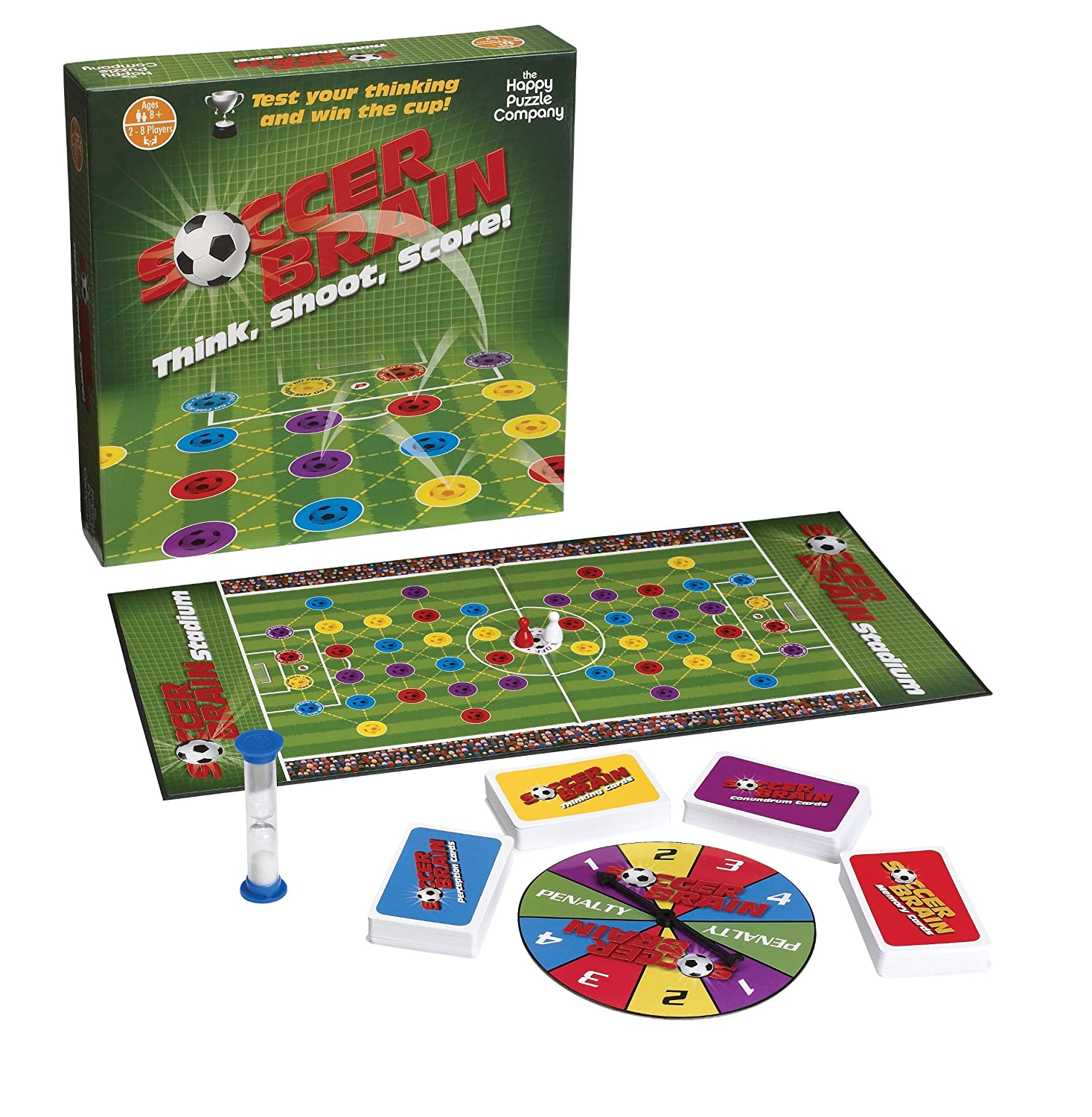 JIGRAPHY EUROPEAN FOOTBALL Amazon Toys & Games