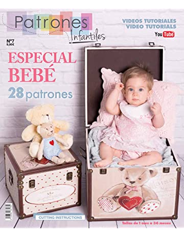 c3232c78a Revista patrones de costura infantil