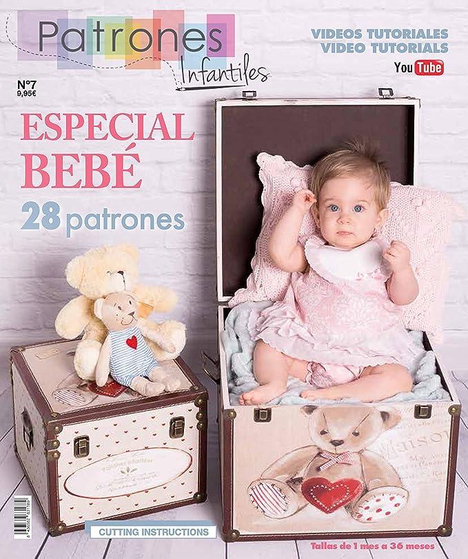 Revista Patrones Infantiles Nº 8 - Patrones De Costura Infantil ...