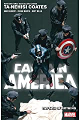 Captain America Vol. 2: Captain Of Nothing (Captain America (2018-)) Kindle Edition