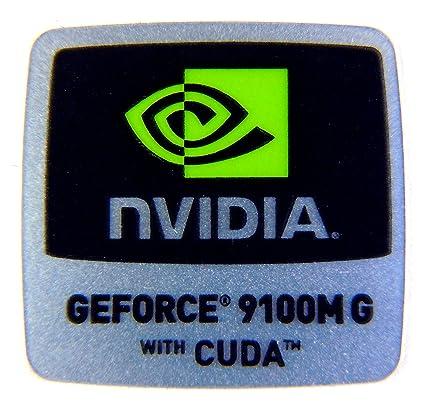 DRIVERS: GEFORCE 9100M G CUDA