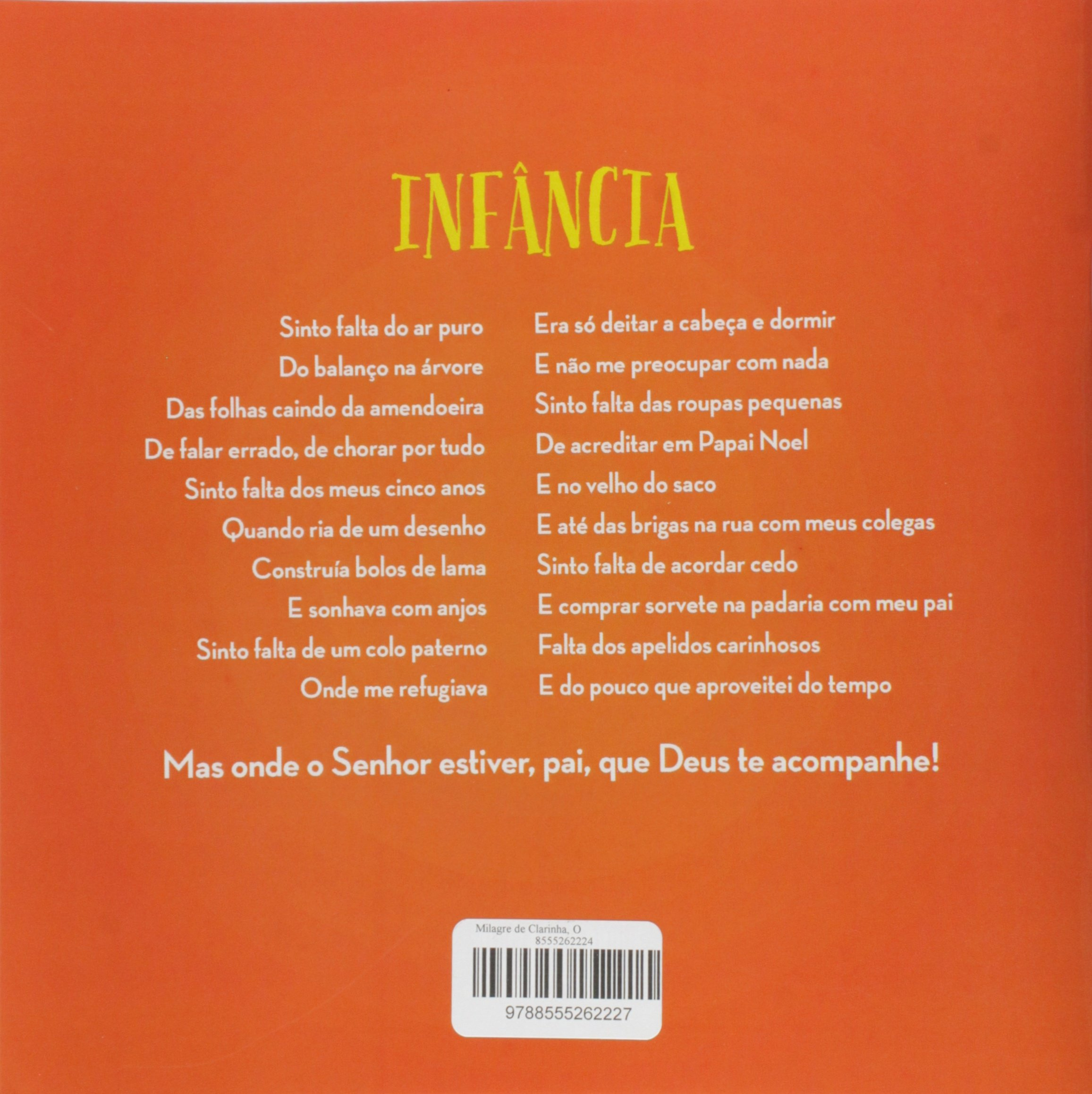 Milagre de Clarinha, O: Joana Amorim, 3: 9788555262227: Amazon.com: Books