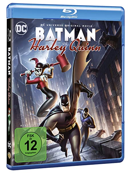 Batman und Harley Quinn [Alemania] [Blu-ray]: Amazon.es: Sam ...
