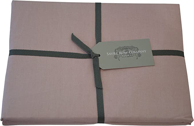 Savile Fila 100% algodón Chambray Collection – Sábana Bajera ...