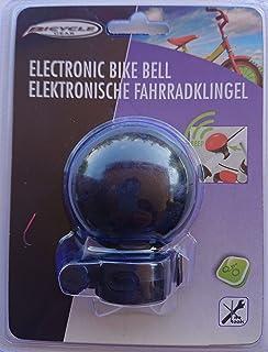 Bicycle Gear 871125298711 Sonnette Électronique Vélo Multicolore