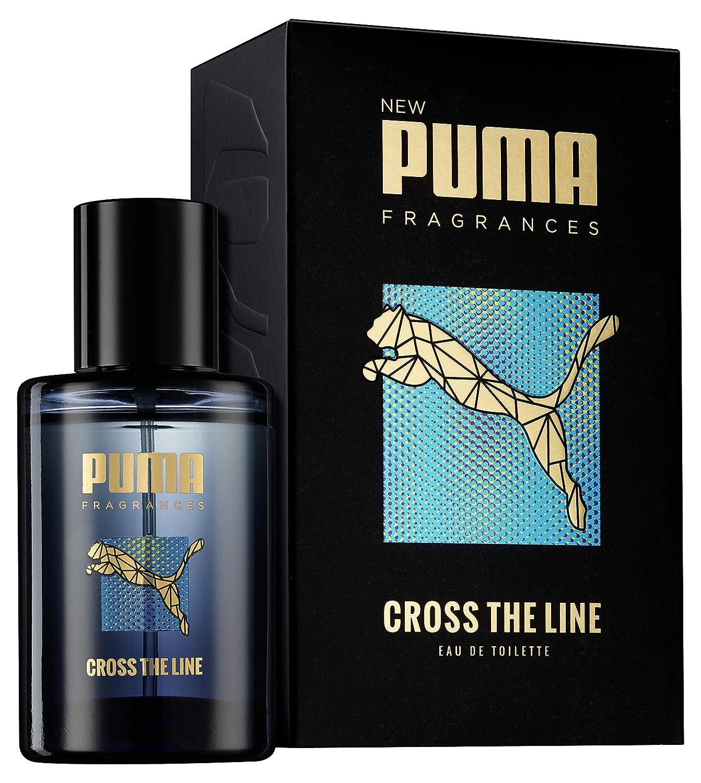 magasin en ligne f8ee3 f23c8 Puma Cross The Line Fragrances Eau De Toilette 50 ml: Amazon ...