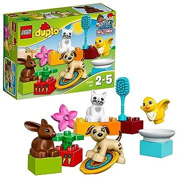 10801 LEGO Duplo Jungtiere günstig kaufen