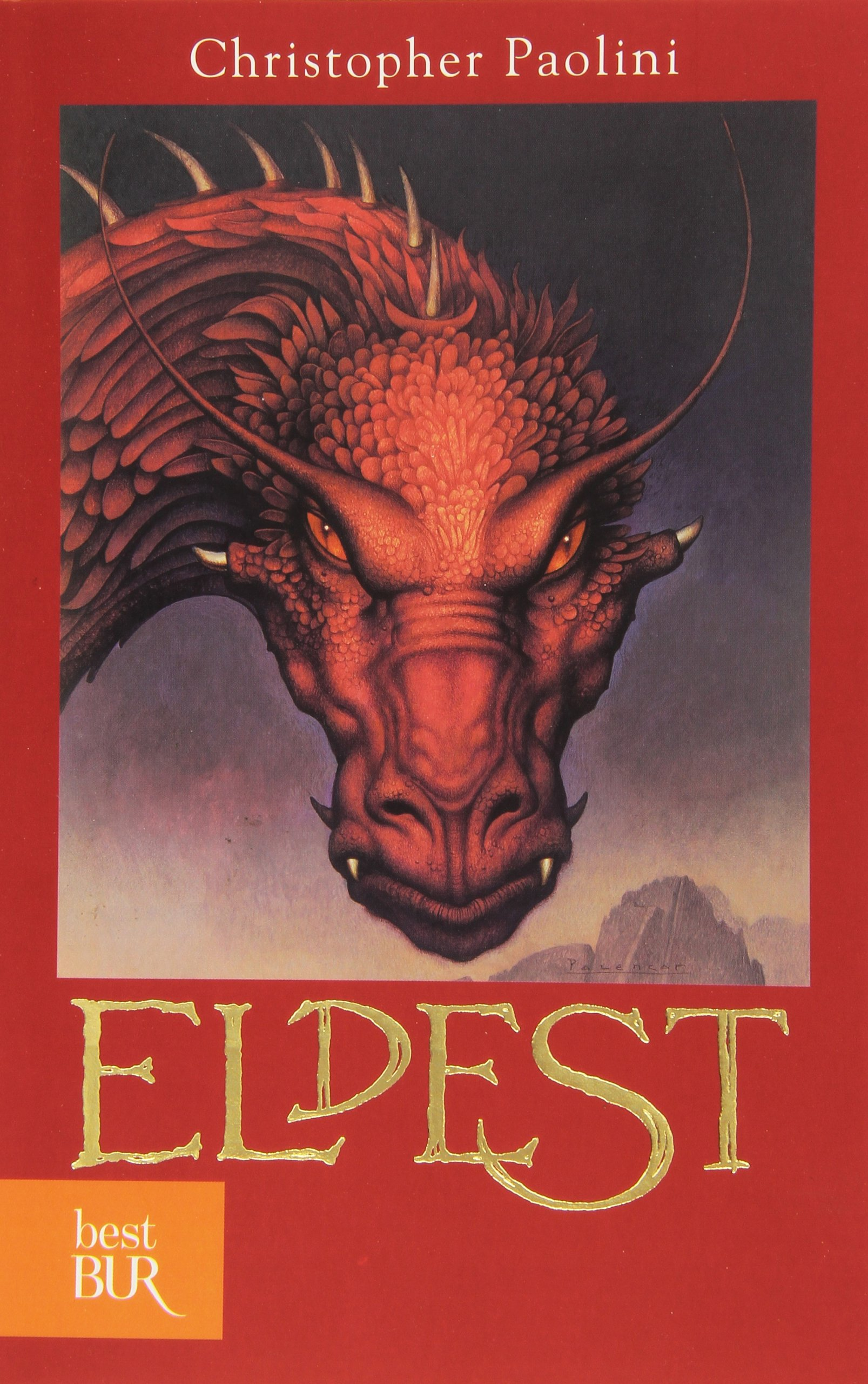 Eldest (Italian Edition): Paolini, Christopher: