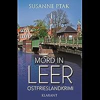 Mord in Leer. Ostfrieslandkrimi (Dr. Josefine Brenner ermittelt 3) (German Edition)