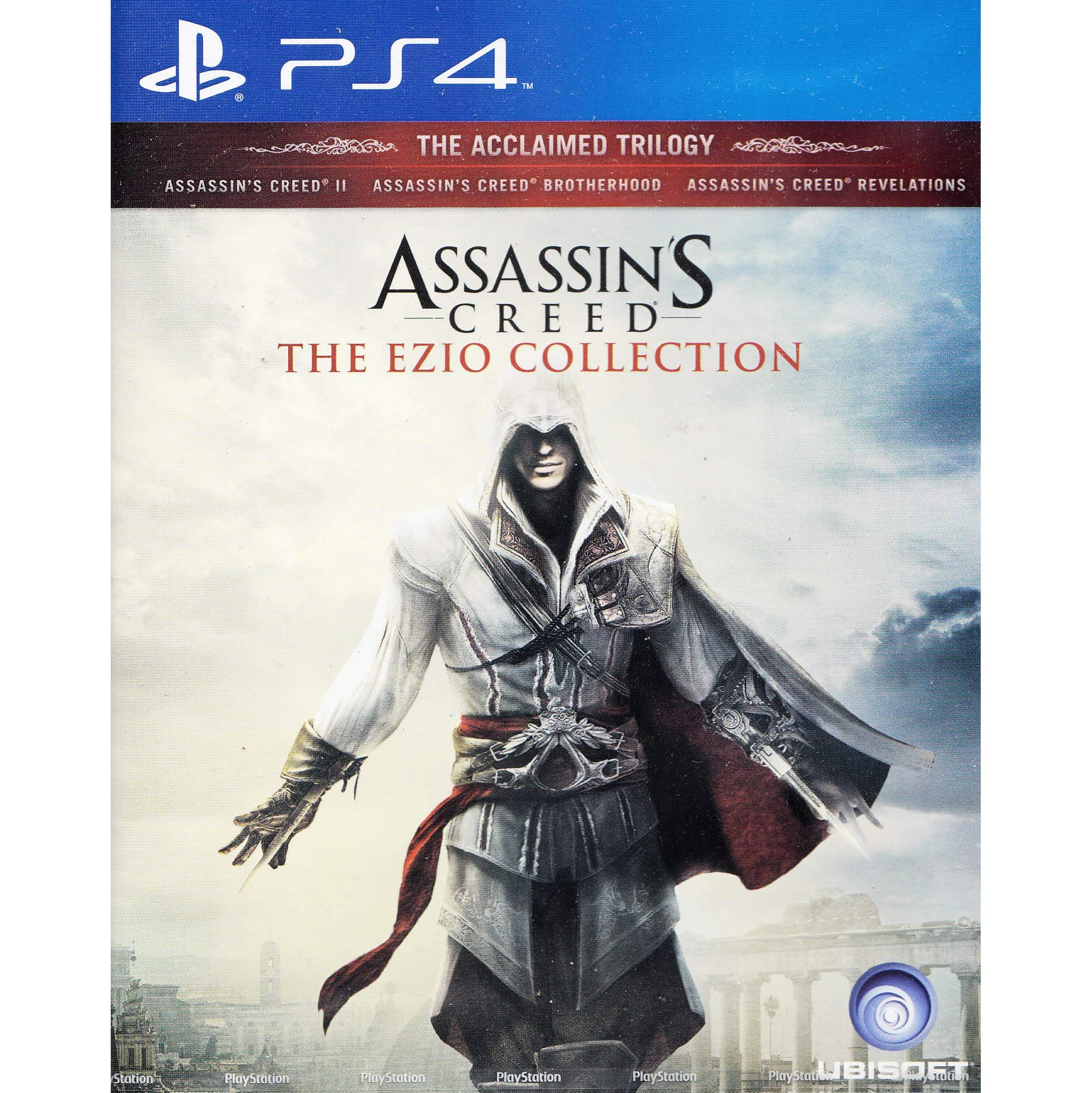 Ps4 Assassin S Creed The Ezio Collection Asia Buy Online In