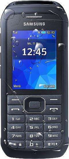 brand new 12b54 f55ff Samsung XCover SM-B550H (GSM Only, No CDMA) Dark Silver