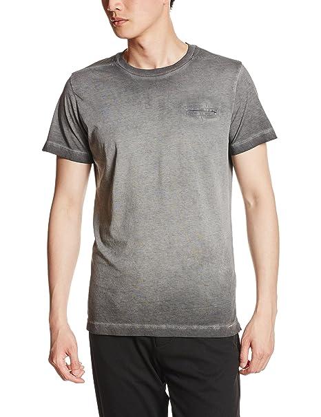 T-Diego-Jamy, Camiseta para Hombre, Negro (900 Black 0WAER), L Diesel