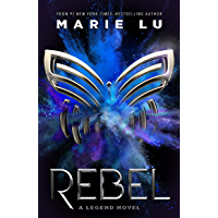 Rebel: A Legend Novel (English Edition)