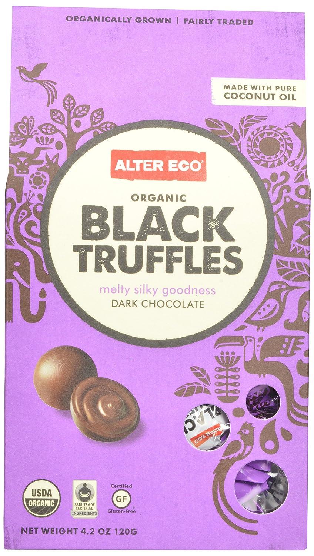 Amazon.com : Alter Eco - Black Truffle - 10 Piece : Grocery ...