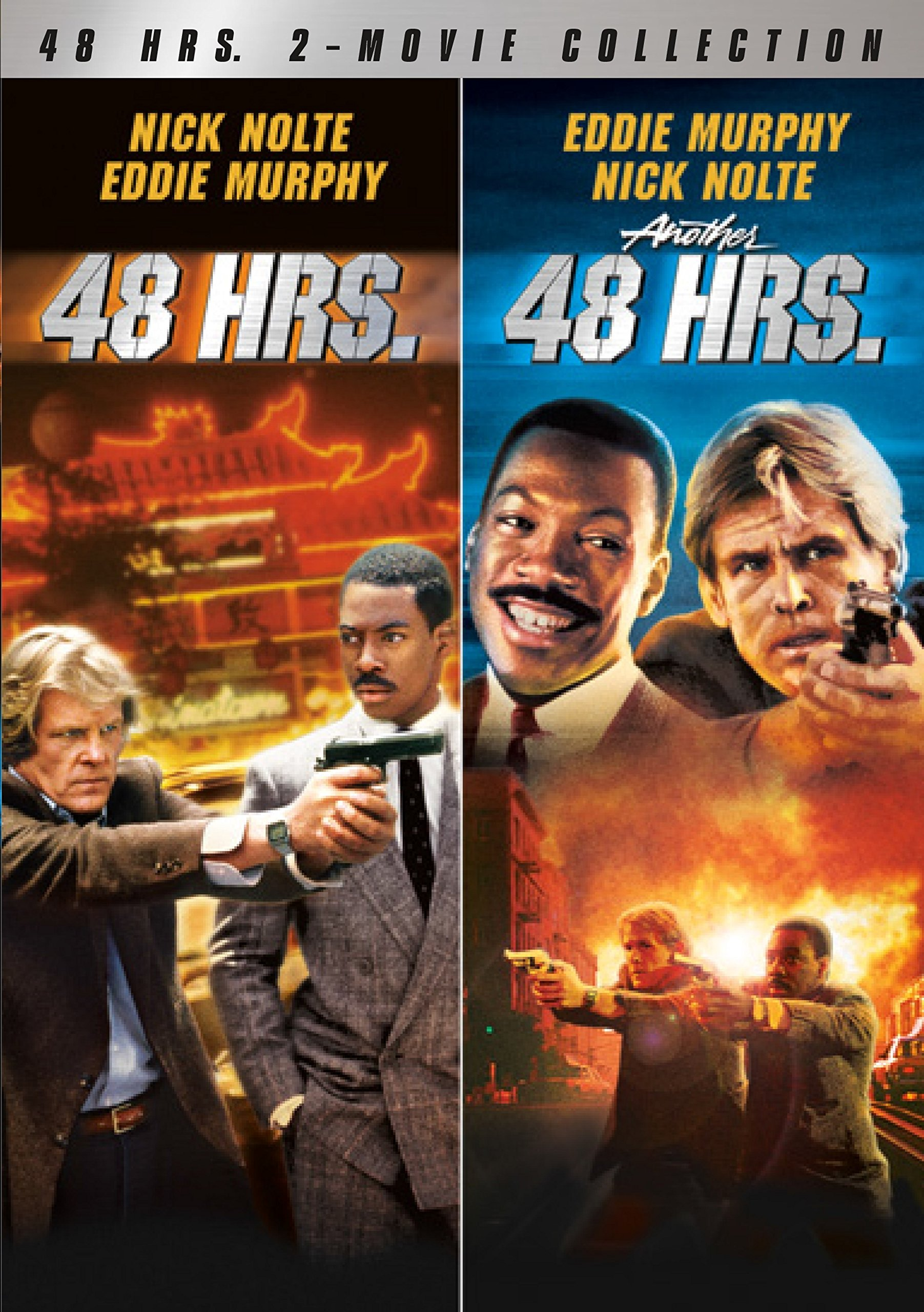 48 Hrs. / Another 48 Hrs. (Gift Set, Widescreen, Dolby, AC-3, Dubbed)