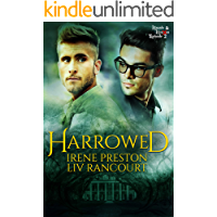 Harrowed (Haunts and Hoaxes Book 2) book cover