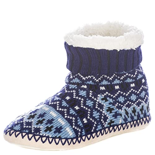 Womens Arctic Indoor Boot Slippers