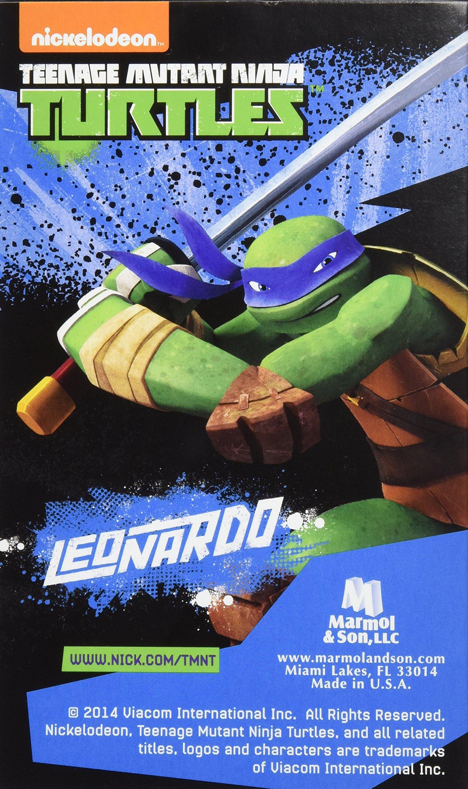 Teenage Mutant Ninja Turtles Leonardo by Nickelodeon for Kids - 3.4 oz EDT Spray by Marmol & Son (Image #2)