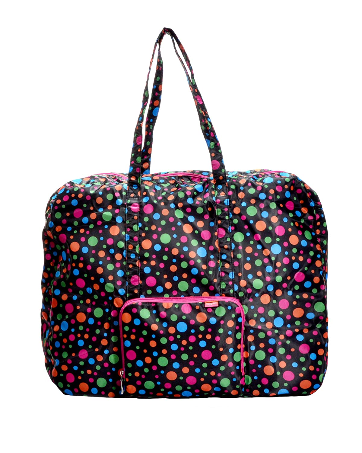 Amazon Baggallini Luggage Large Zip Out Travel Bag Polka Dot One Size Shoes