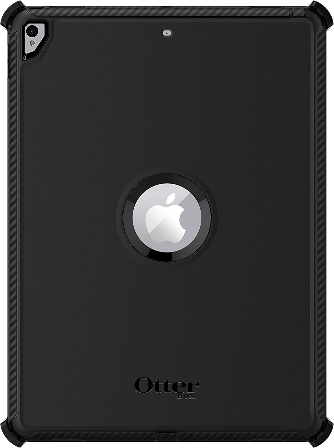 "OtterBox DEFENDER SERIES Case for iPad Pro (12.9"" - 2nd Gen) - Retail Packaging - BLACK"