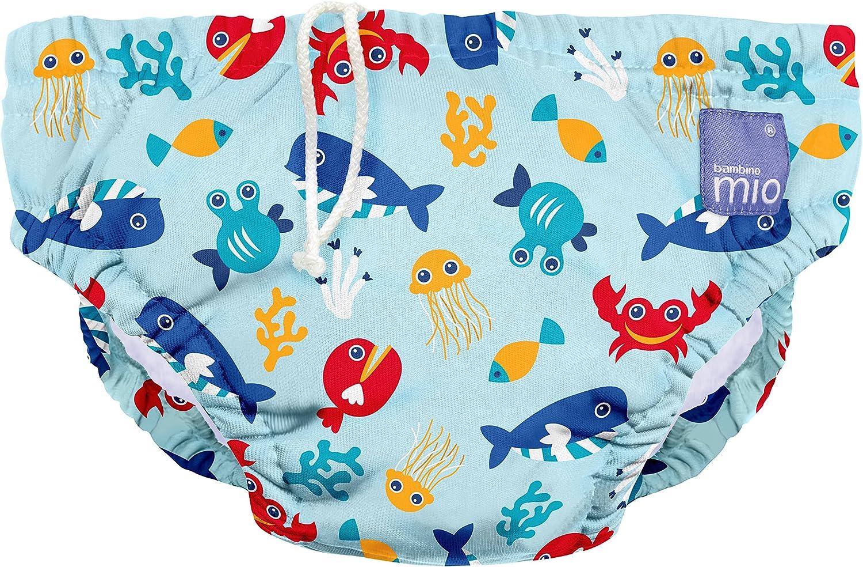 Bambino Mio nadar pañales reutilizables Delfín 2+yrs 12-15kgs