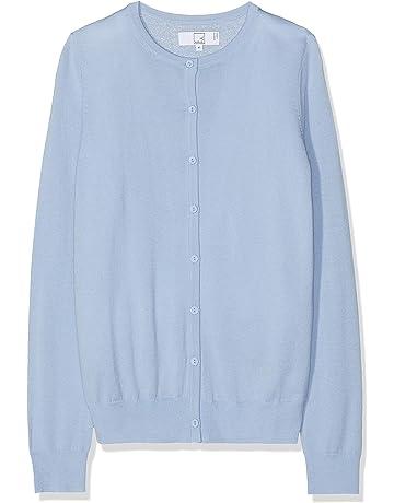 2a3a8adccdc ... Zip - Twist Long-Sleeve Shirt. 45 · Amazon Brand – MERAKI Women s Fine  Merino Wool Crew Neck Cardigan