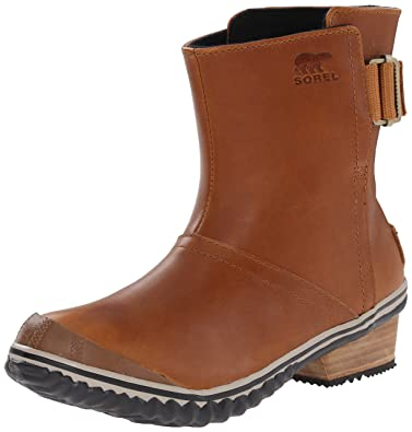 c0992a3a33c SOREL Women s Slimboot¿ Pull On Elk 5 B US B ...