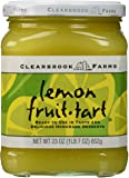 Clearbrook Farms Lemon Fruit Tart
