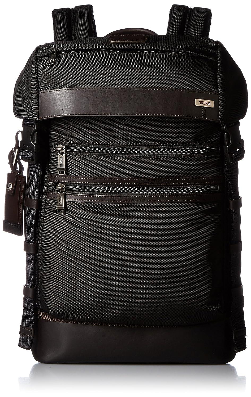 Tumi Alpha Bravo Kinser Flap Backpack, Hickory, One Size