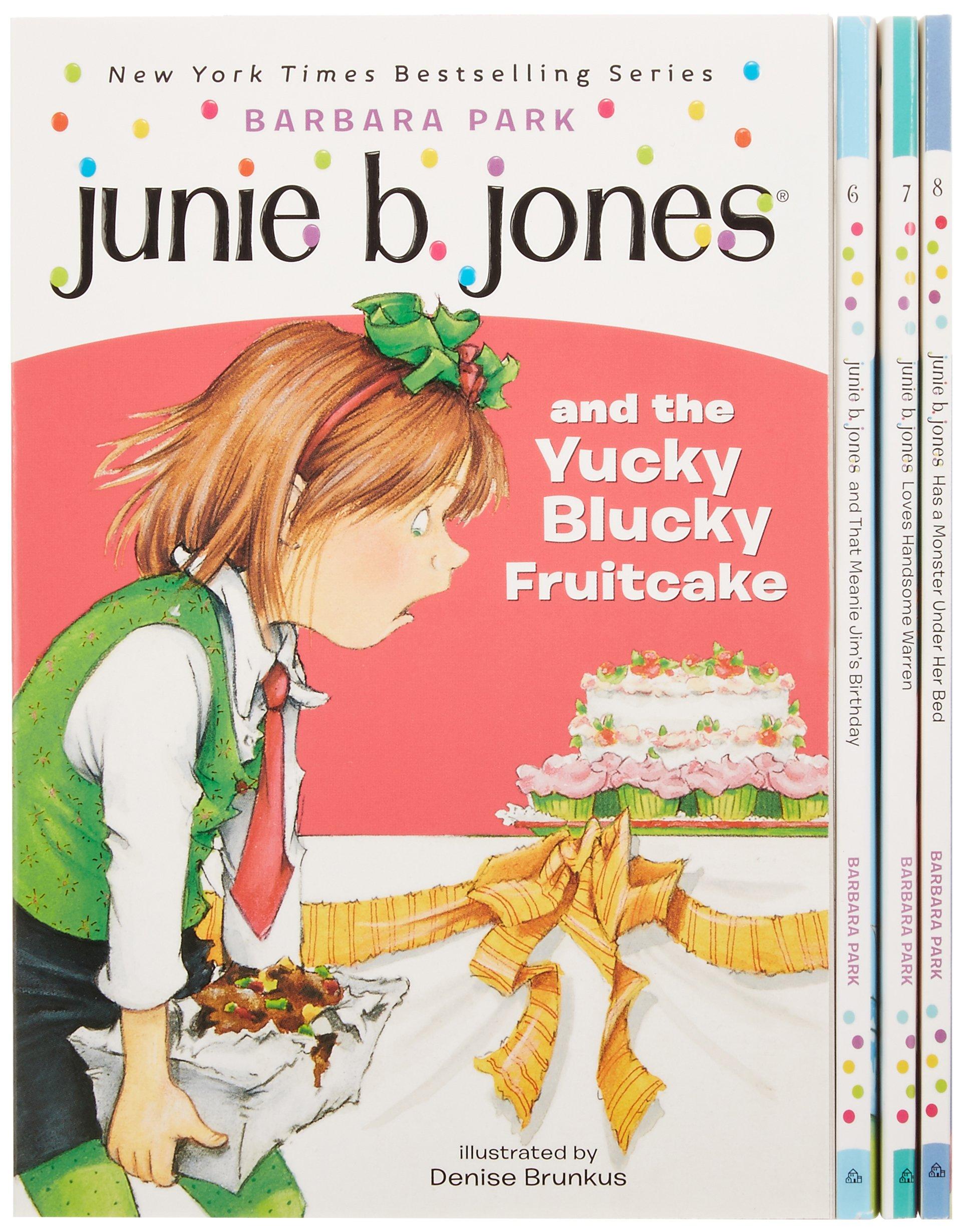 Junie B Jones Barbara Park Choose the Book You Need Homeschool Early Reading