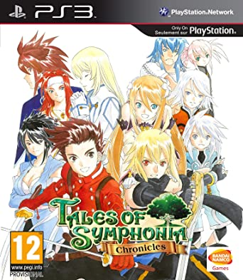 Amazon   Tales of Symphonia Ch...