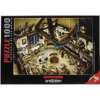 Ahşap Oyuncak Atölyesi (Puzzle 1000) 3188