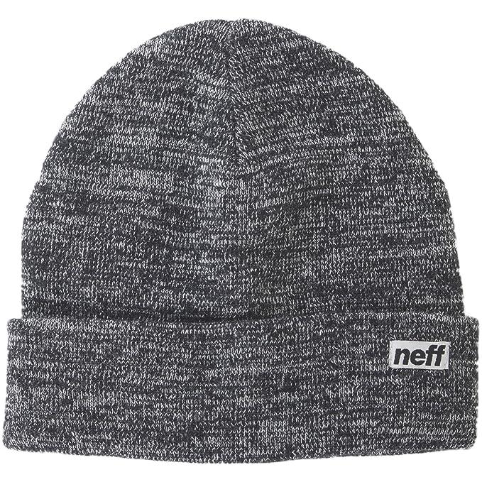 Amazon.com  Neff Mens Heath Beanie Hat 8bf02c9b2a2