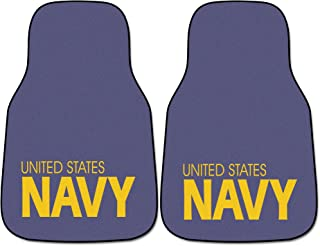 product image for Fanmats Military 'Navy' Nylon Face Carpet Car Mat