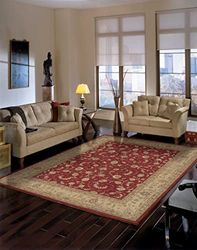 Nourison Heritage Hall Lacquer Rectangle Area Rug