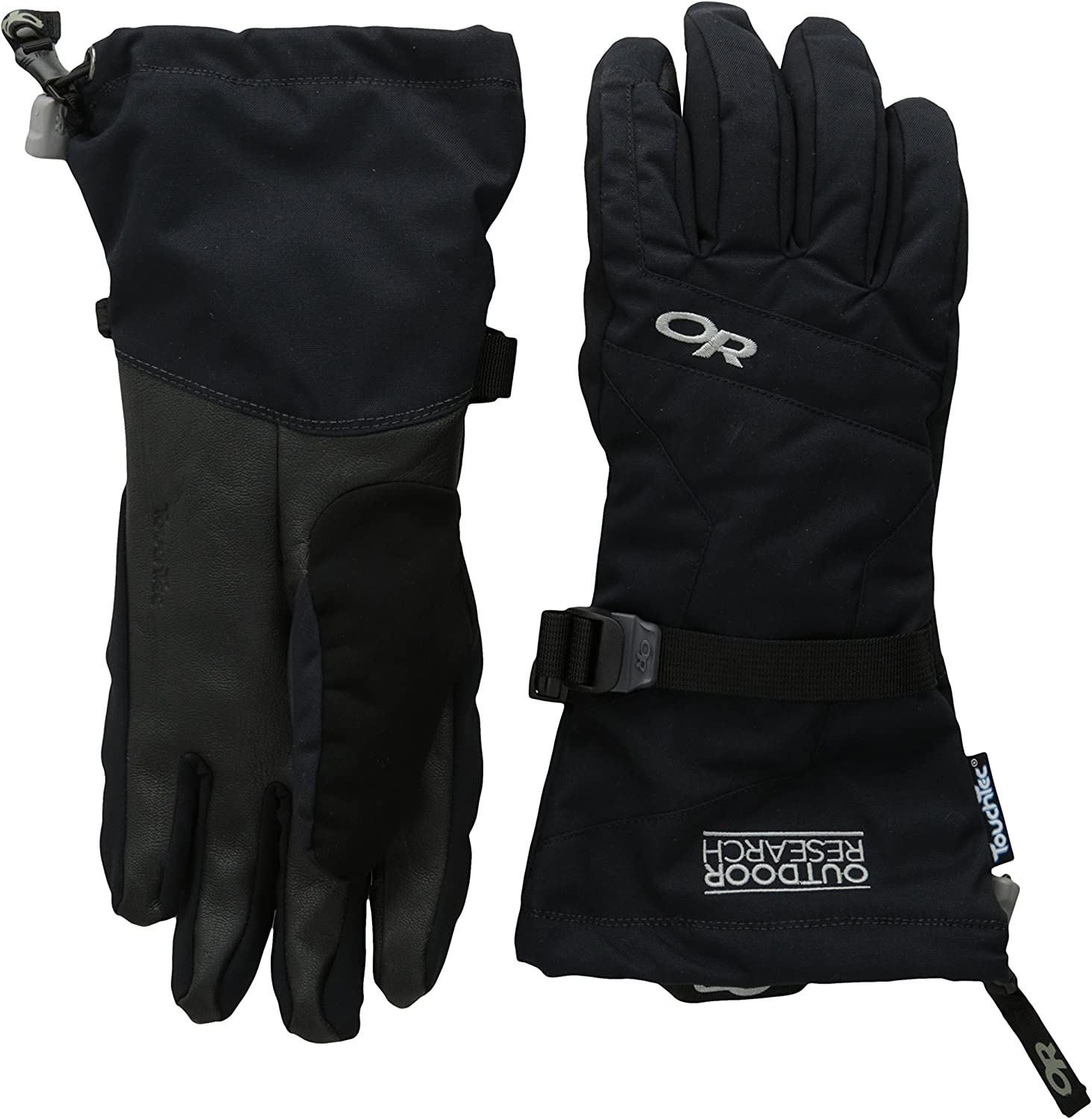 Outdoor Research Mens Ambit Gloves