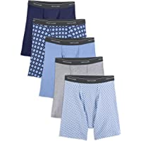 06e224071c08 Best Sellers in Men's Big & Tall Boxer Briefs. #1. Fruit of the Loom Men's  No Ride Up Boxer Brief