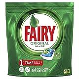 Fairy Original Tutto In Uno Caps Per Lavastoviglie, Confezione da 84