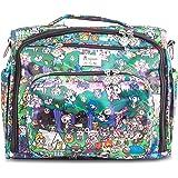 JuJuBe x Tokidoki B.F.F. Diaper Backpack, Multi-Functional Convertible + Messenger Bag   Travel-Friendly, Stylish Diaper…