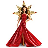 Barbie 2017 Holiday Teresa Doll, Brunette